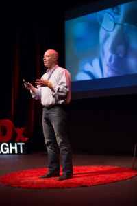 Gary at TEDxTallaght